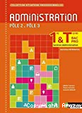Administration 1re & Term Bac Pro