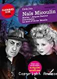 Naïs Micoulin et autres nouvelles : Émile Zola